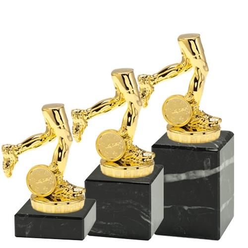 e97fed992b2 Køb statuette til løb - flot guld figur i 3 højder